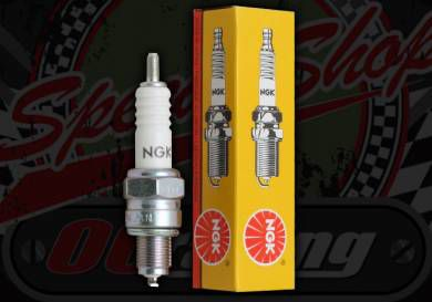 Spark plug. NGK. C6HSA, C7HSA, C8HSA