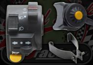 Switch gear. Conversion suitable for ACE 50 & 125. All in one L/H control. Plug and play