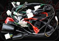 Loom Wiring. Suitable for Madass 125cc