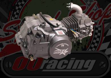 Engine. 140cc. 2 Valve. OORacing. Phase 5. Direct fit for 50cc and 125cc chassis. PLUG & PLAY. Suitable for MadAss