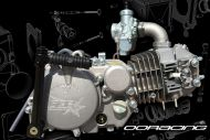 Engine. 150cc. 2 Valve. 15BHP. OORacing. Phase 5 LONG STROKE