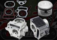 Big bore kit. Convert 50cc to 72cc. Big valve head