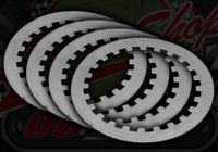 Clutch drive plates.5 plate clutch. Steel