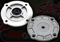 Oil spinner cover. Alloy. Inc seal