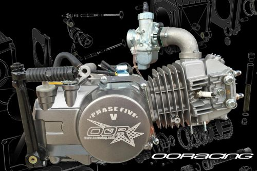Engine. 140cc. 2 Valve. 14BHP. OORacing. Phase 5