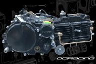 Engine. 150cc. 2 Valve. 16BHP. Electric start. OORacing NOW ONLY IN BLACK