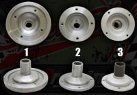 Oil spinner. Choice of 3 weights