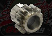 Kick start gear. Back of clutch. 13T