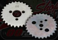 Cam sprocket. 28T. Choice of hubs