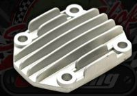 Head plate. Cam cover. Big stud pattern 7mm. YX125-149, Lifan 125-150