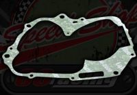 Gasket. Crank case centre. All Primary and secondary clutch engines. 120cc to 150cc