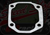 Gasket. Head plate. Common fitment.  YX125-149cc, Lifan 125-150cc