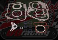 Gasket kit. 110cc Engines. Full set. Primary clutch type. Choice for Electric and non electric start