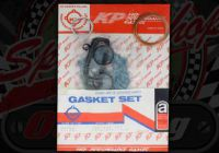 Gasket kit. C90, C90ZZ (89cc) Top set. Early points type. '75-'84