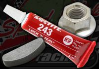Woodruff key repair kit