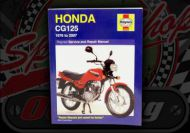 Manual. Haynes. Honda CG125. Skyteam ACE 125.