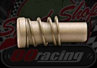 Crankshaft Oil feed. Plunger and Spring. Fits Z155
