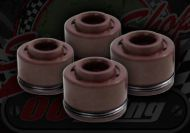 Valve stem seals 4 valve engines