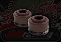 Valve stem seals. Ace 125 5.5mm stems