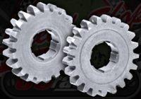 Gear box. 4th Gear. Output Shaft. 21T