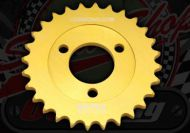 Sprocket. Rear. Talon 428 pitch. 3 bolt. 26T or 28T