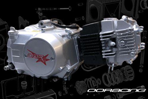 CR 90cc 3 speed Close ratio gear set Semi Auto race engine