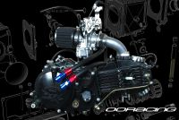 Engine. 160cc charger 1360 ENDURANCE SPECIAL 20 bhp