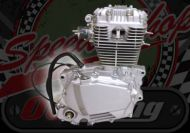 145cc. Engine 2 Valve. 5 speed. Over Head Cam (OHC)