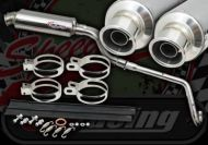 Exhaust. Complete. OORacing X11 Twin Performance Under Seat System. Suitable for Madass 125cc