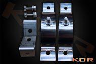 "Flue support bracket stainless steel 4""100mm"