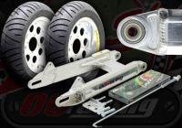 Wheel conversion kit. 10 inch.
