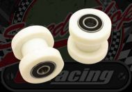 Chain. Protection. Guide. Roller. 8mm or 10mm sealed bearings