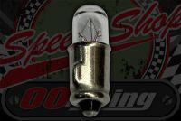 Bulb. Dash C90 12V 2W BA7S slot peg type 7mm