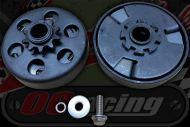 Centrifugal clutch ¾ 19mm 420 Pitch x 10T sprocket H/D