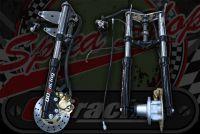 Fork kit. Monkey disc brake Progress 480mm short