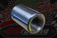 Nut. Shock top ideal for exhaust mount M10 x 1.25 pitch stainless