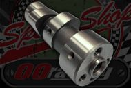 Camshaft. Suitable for Honda C90 non bearing heads longer opening duration type better torque.