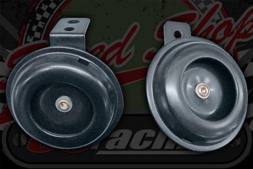 Horn. E9 Model. choice on bracket straight or 90 degree