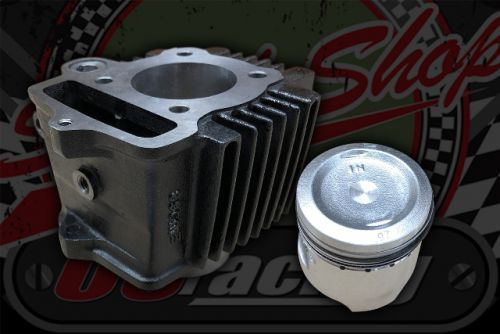 Cylinder & piston kit 47mm standard bore C90 CUB  12V