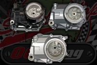 Clutch cover primary semi auto 3 or 4 speed 50 to 110cc