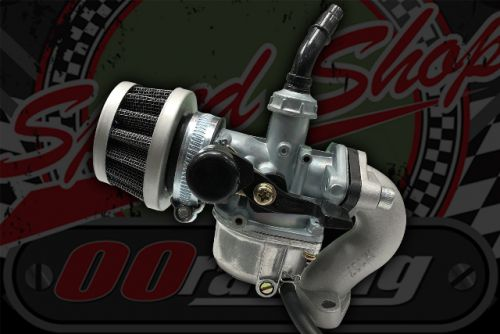 16mm Carb kit swan neck 50 to 125cc engines