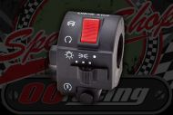 Switch gear universal R/H with throttle Tube/Grip