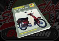 Manual. Haynes 0324. Honda. C50 to C90