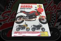 Manual. Haynes MSX125 GROM 13 to 18