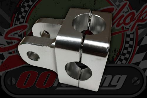 Shock mount for mono shock on monkey chassis