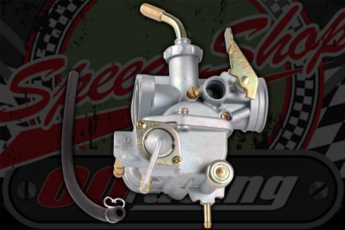 16mm Carb vintage Honda style with tap ON/RES