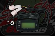 Temp Gauge 2 channel LCD
