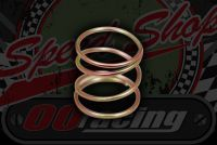 Oil filter retainer spring inline or clutch cover YX and Z155