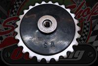 Oil pump Drive sprocket Primary clutch engine