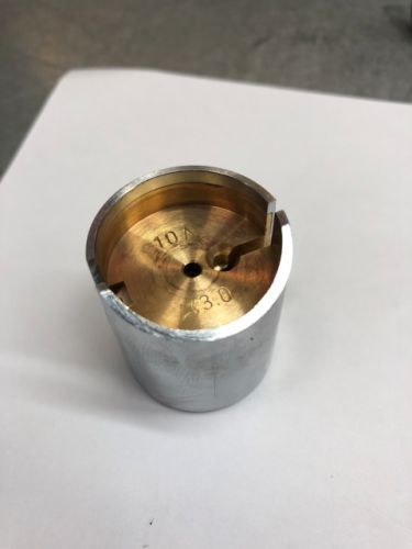 PE 28 Brass slide 3.0 cut 10A